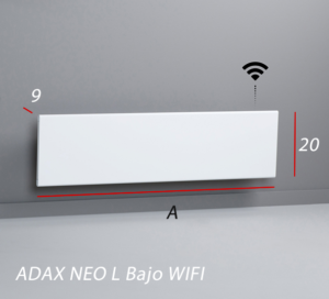 ADAX NEO WIFI BAJO