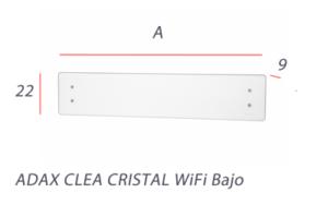 Adax Clea Wifi